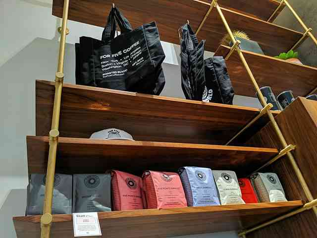 For Five Coffee Roasters NY (7)