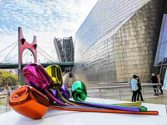 Guggenheim Museum Bilbao (1)