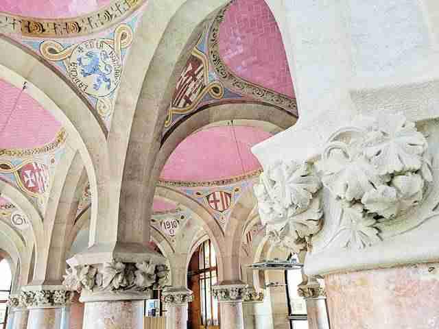 Hospital de la Santa Creu i Sant Pau Barcelona (17)