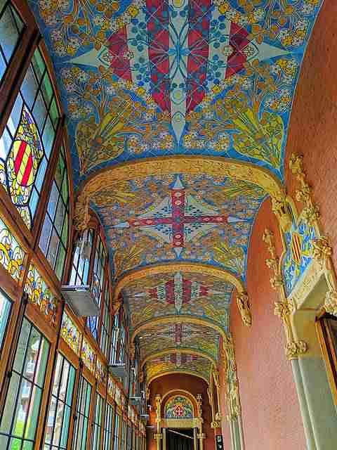 Hospital de la Santa Creu i Sant Pau Barcelona (20)