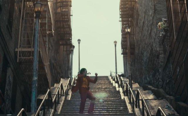 Joker-Stairs