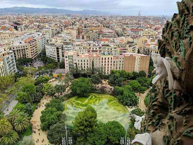 Sagrada Familia Barcelona Spain (1)