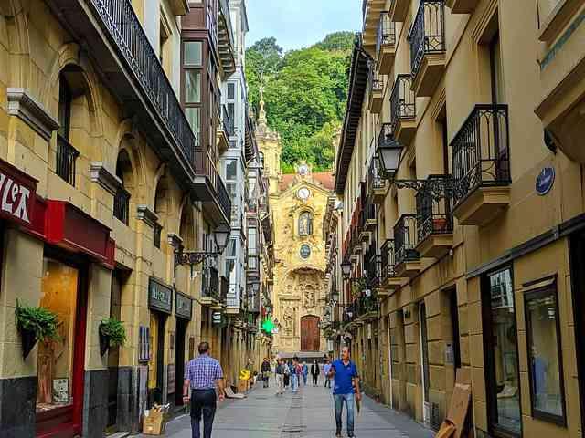San Sebastian Spain (1)