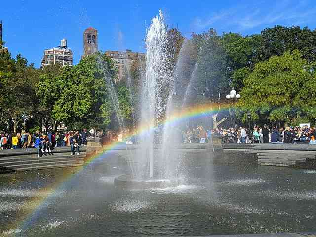 Washington Square Park NY (1)