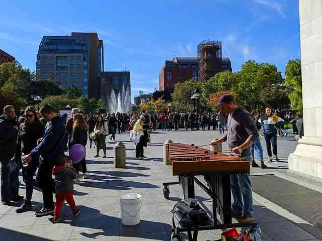 Washington Square Park NY (2)