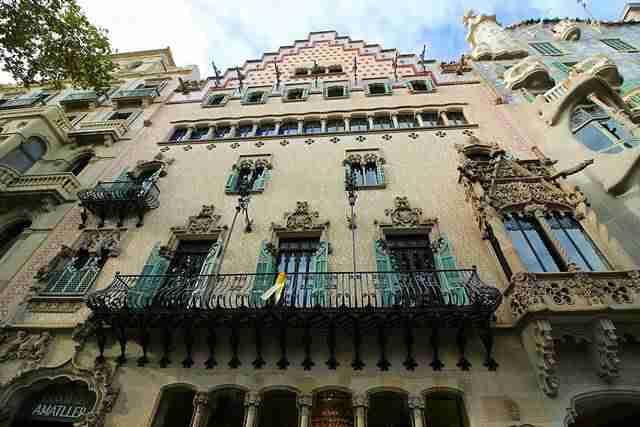 Casa Amatller Barcelona Spain (1)