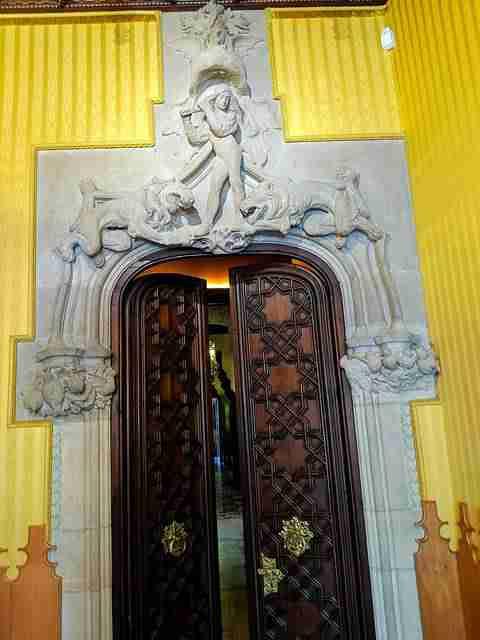 Casa Amatller Barcelona Spain (9)