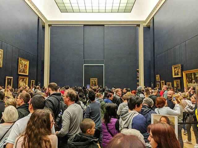 Leonardo da Vinci Louvre (1)