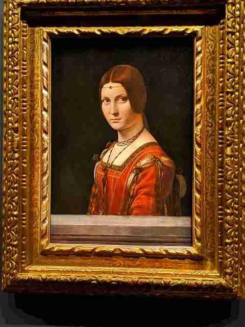 Leonardo da Vinci Louvre (10)