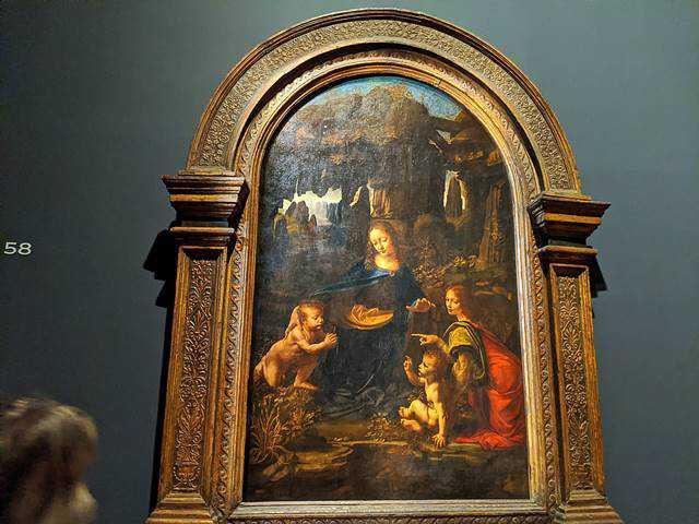 Leonardo da Vinci Louvre (11)