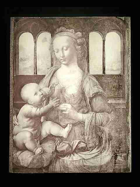 Leonardo da Vinci Louvre (14)