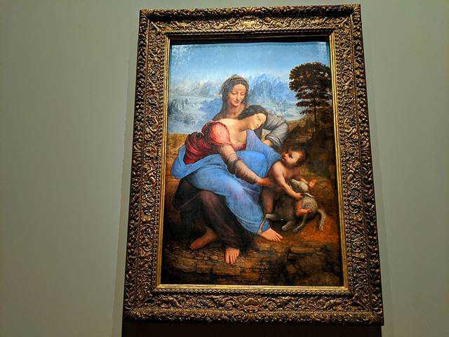 Leonardo da Vinci Louvre (19)