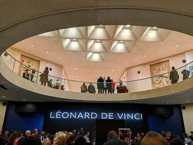 Leonardo da Vinci Louvre (3)