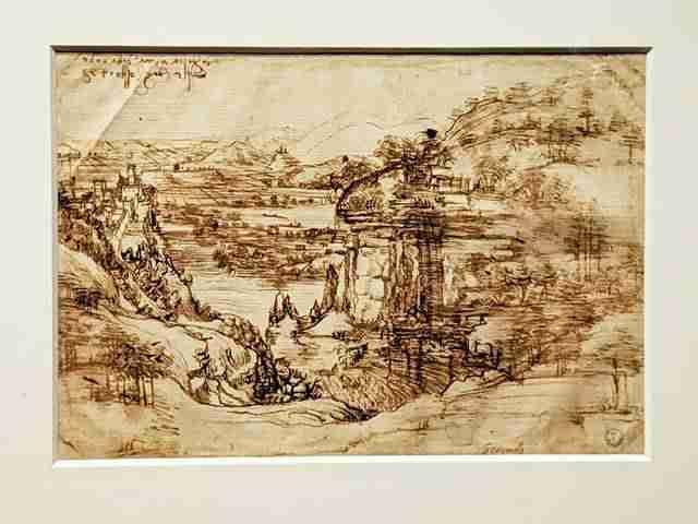 Leonardo da Vinci Louvre (36)