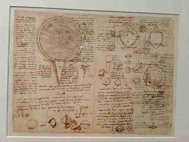 Leonardo da Vinci Louvre (4)