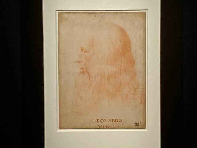 Leonardo da Vinci Louvre (44)