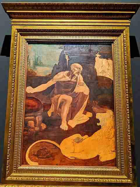 Leonardo da Vinci Louvre (9)