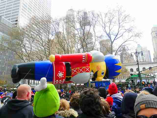Thanksgiving Day Parade NYC (10)
