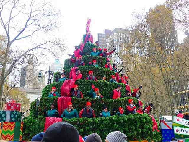 Thanksgiving Day Parade NYC (11)