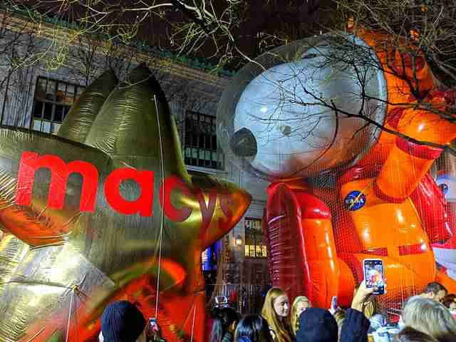 Thanksgiving Day Parade NYC (14)