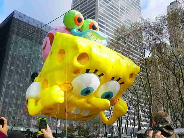 Thanksgiving Day Parade NYC (3)