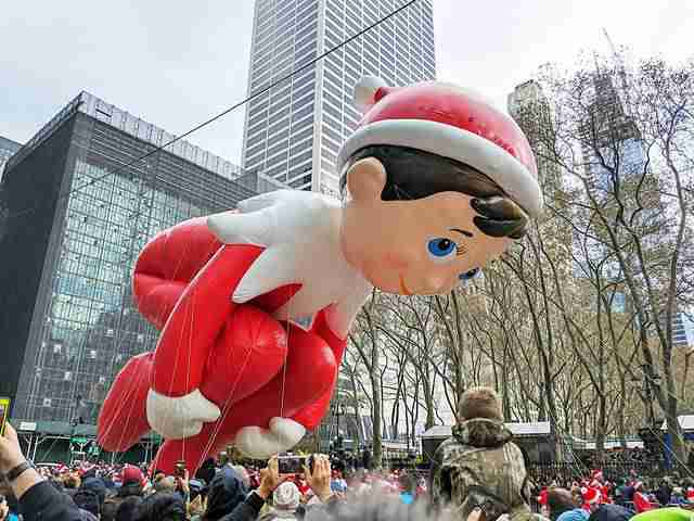 Thanksgiving Day Parade NYC (5)