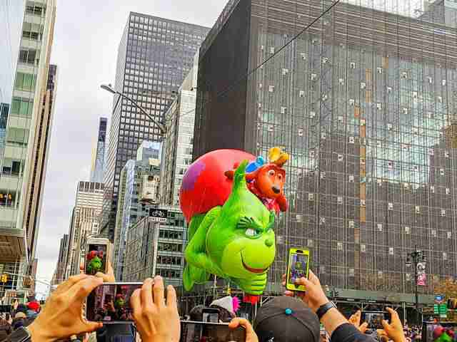 Thanksgiving Day Parade NYC (6)