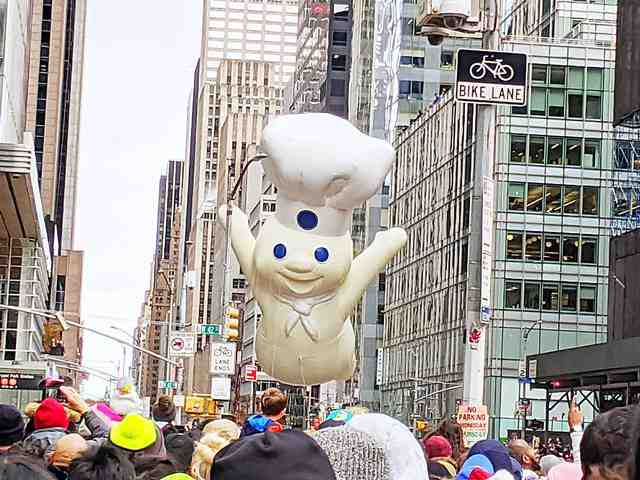 Thanksgiving Day Parade NYC (7)
