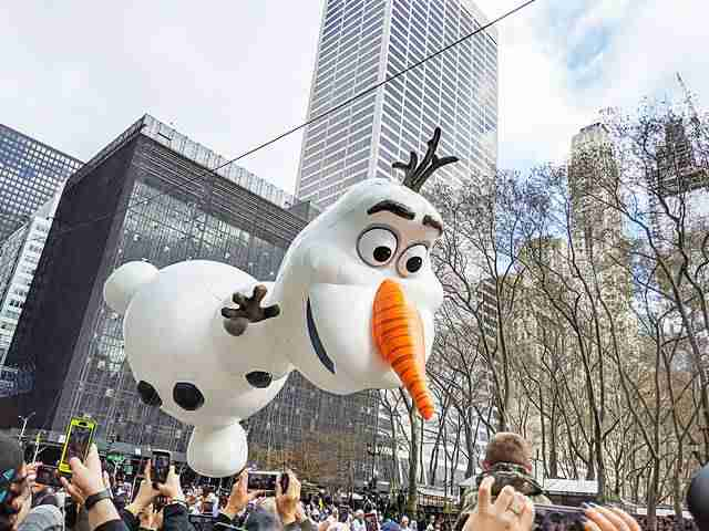 Thanksgiving Day Parade NYC (8)