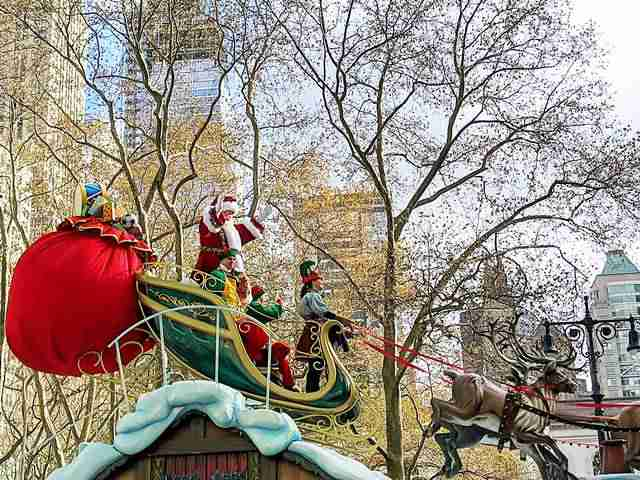 Thanksgiving Day Parade NYC (9)