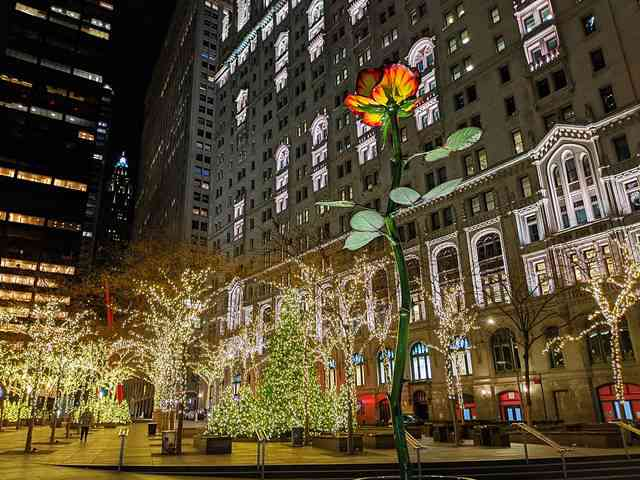 Christmas Lighting NY (3)