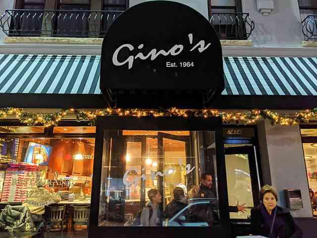 Gino's Brooklyn NY (1)