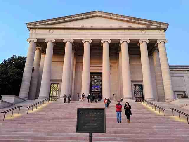 National Gallery Washington DC