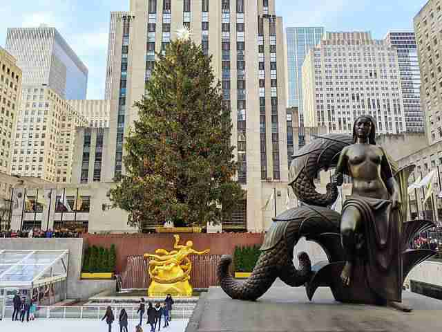 Rockefeller Center Christmas Tree (8)