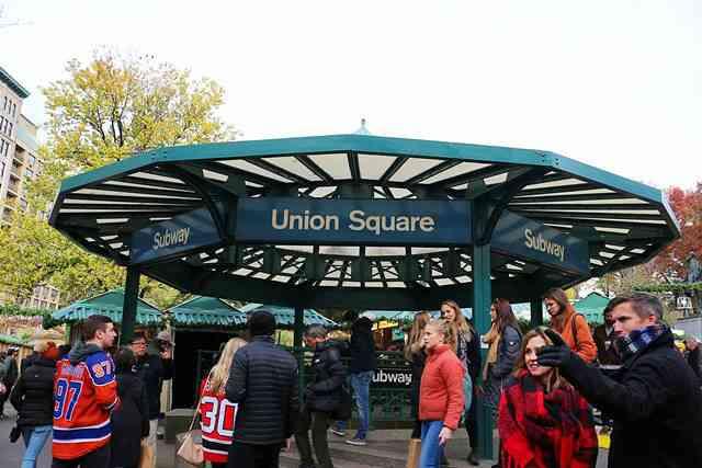 Union Square Holiday Market (33)