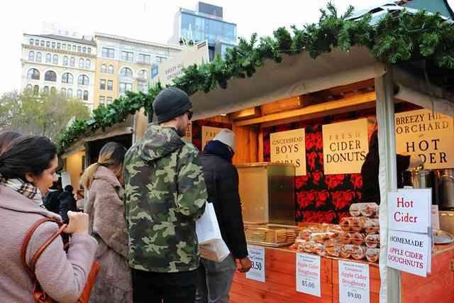 Union Square Holiday Market (36)