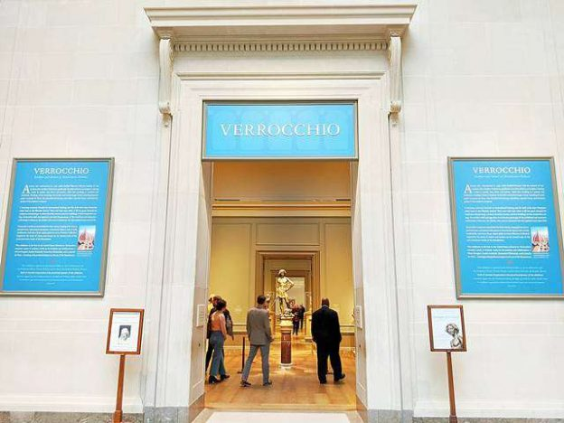 Verrocchio National Gallery Washington DC (1)