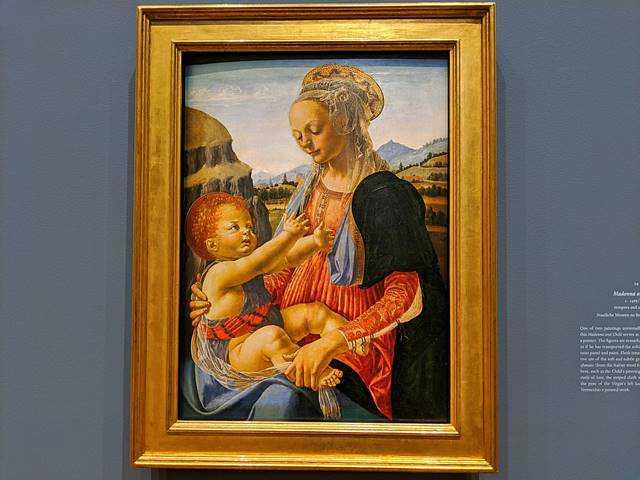 Verrocchio National Gallery Washington DC (13)