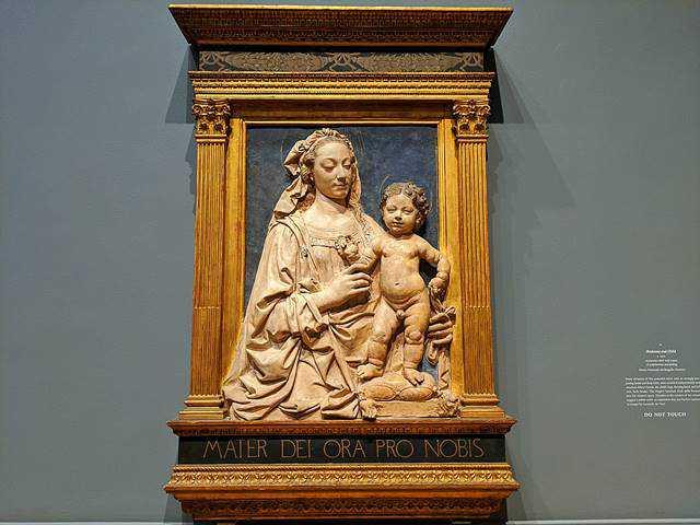 Verrocchio National Gallery Washington DC (14)