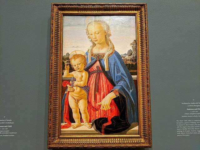 Verrocchio National Gallery Washington DC (16)
