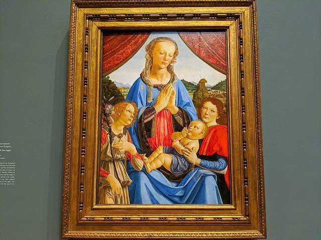 Verrocchio National Gallery Washington DC (18)