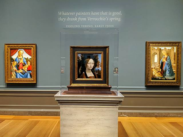 Verrocchio National Gallery Washington DC (21)