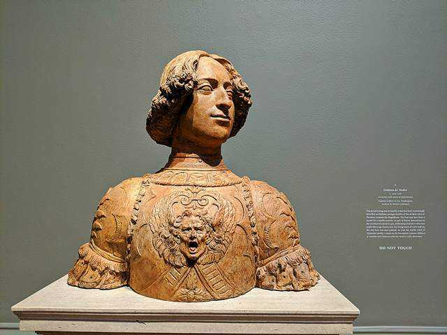 Verrocchio National Gallery Washington DC (4)