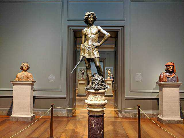 Verrocchio National Gallery Washington DC (5)