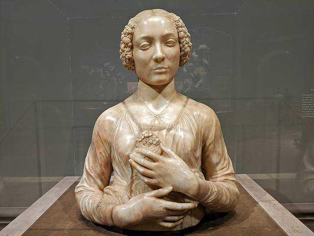 Verrocchio National Gallery Washington DC (7)