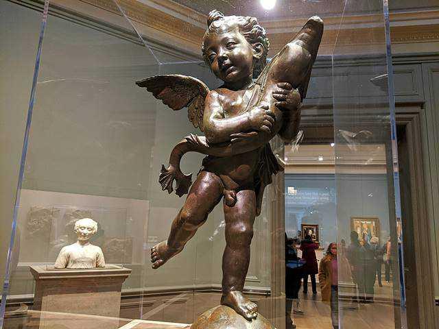 Verrocchio National Gallery Washington DC (8)