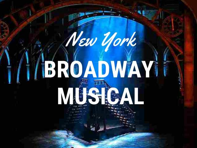 Broadway Musical New York