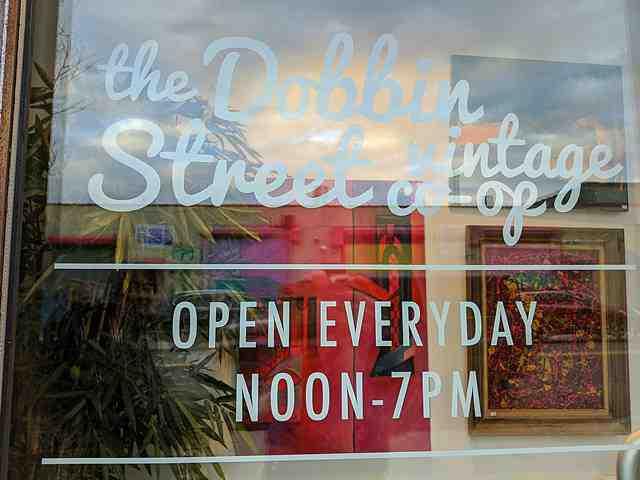 Dobbin Street Vintage Co-op Brooklyn NY (1)