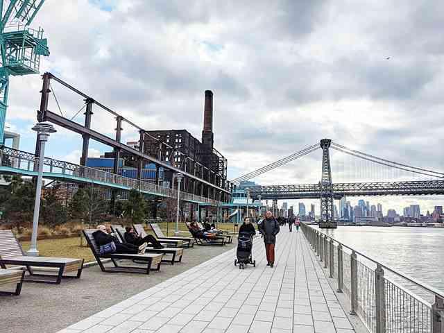 Domino Park Williamsburg Brooklyn NY (3)