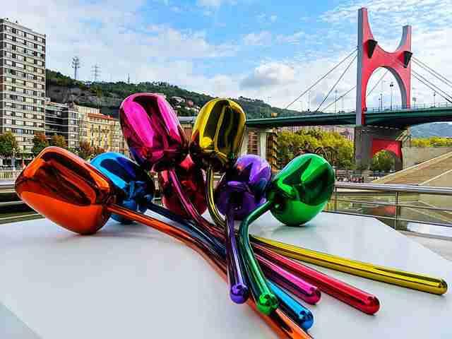 Guggenheim Museum Bilbao Spain (9)
